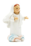"Our Lady of Medjugorje ""Little Drops Of Water"" Statue Figure"