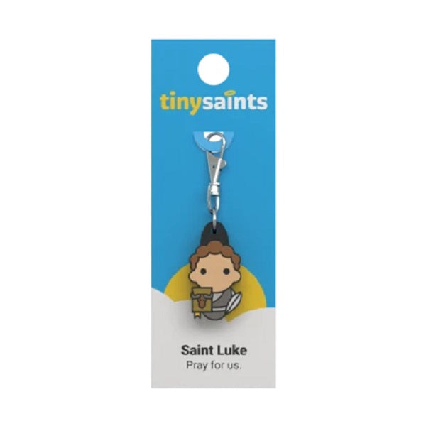 Tiny Saints - St. Luke - Patron of Artists, Physicians, Surgeons, Butchers