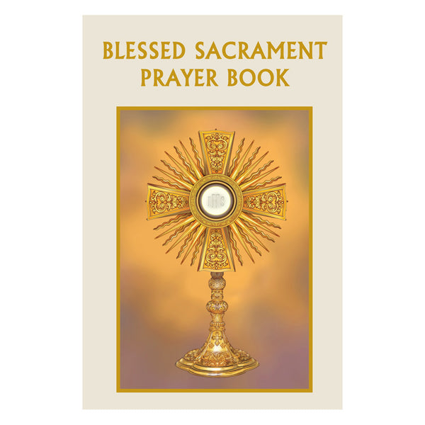 Blessed Sacrament Prayer Book - Great for Adoration MC001