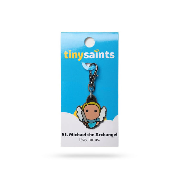 Tiny Saints - St. Michael the Archangel - Police Officers, Grocers, Military