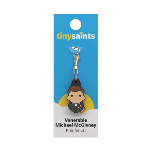 Tiny Saints - Ven. Michael McGivney Founder Knight of Columbu