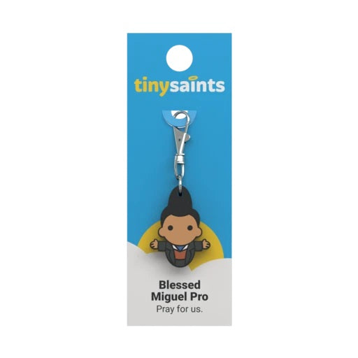 Tiny Saints Blessed Miguel Pro
