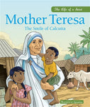 Mother Teresa Smile of Calcutta Hardcover Children's Book