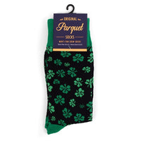 Men's Irish Shamrock Novelty Socks St. Patrick's Day