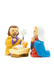 "Nativity Holy Family ""Little Drops Of Water"" Statue Figures 3pc Set"
