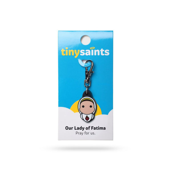 Tiny Saints - Our Lady Of Fatima - Patron of The Rosary, People who are Ridiculed