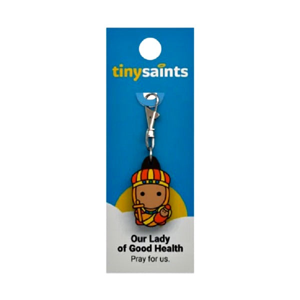 Tiny Saints - Our Lady Of Good Health - Patron of Good Health, Healing, Inida
