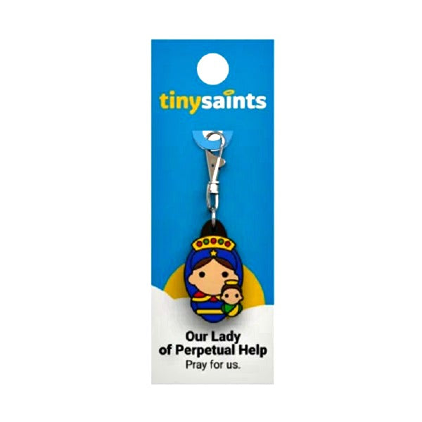 Tiny Saints - Our Lady Perpetual Help - Patron of All in Need, First Responders