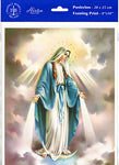 Our Lady of Grace Unframed Print 8x10
