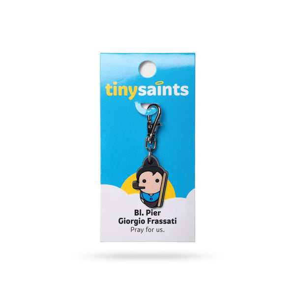 Tiny Saints - Bl. Pier Giorgio Frassati - Patron of Activists, Outdoor Enthusiasts, Students