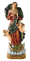 "Our Lady Undoer (Untier) of Knots 8"" Statue"