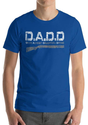 Dads Against Daughters Dating Funny T-Shirt