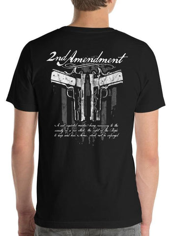2nd Amendment, 1911 Pro-Gun T-Shirt