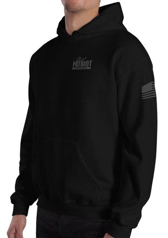 Basic Tactical Blackout Hoodie / Sweatshirt