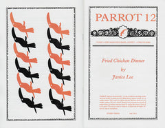 PARROT 12 Fried Chicken Dinner by Janice Lee