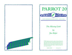 Parrot 20 The Missing Link by Jen Hofer