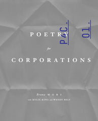 Poetry for Corporations by Bruna Mori