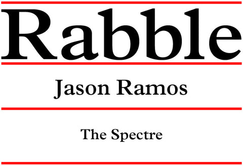 Rabble: Jason Ramos