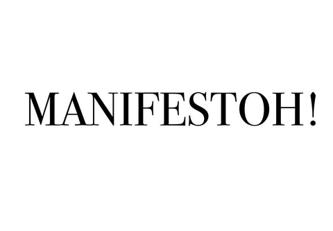 MANIFESTOH! Subscription