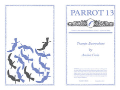 PARROT 13 Tramps Everywhere by Amina Cain
