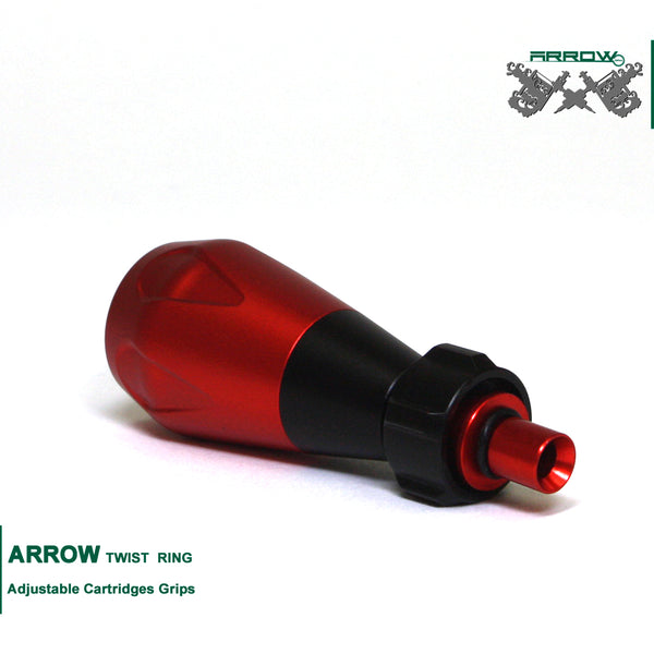 Arrow Grips - Water Drop (Red)