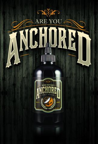 Anchored - Stencil Solution (8oz)