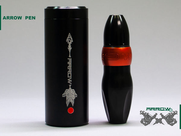 Arrow Machine - Pen (Red)