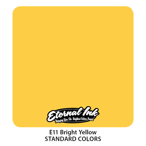 Eternal Ink - 1oz - Bright Yellow