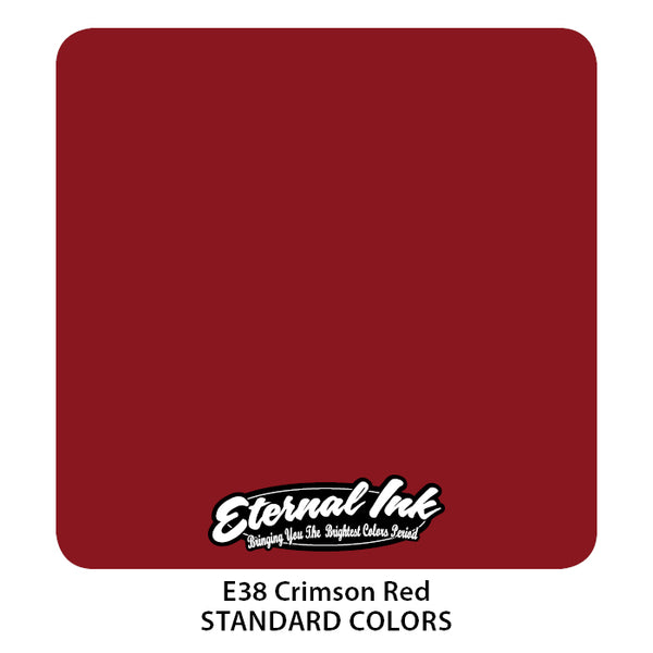 Eternal Ink - 1oz - Crimson Red