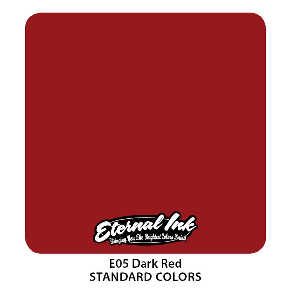 Eternal Ink - 1oz - Dark Red