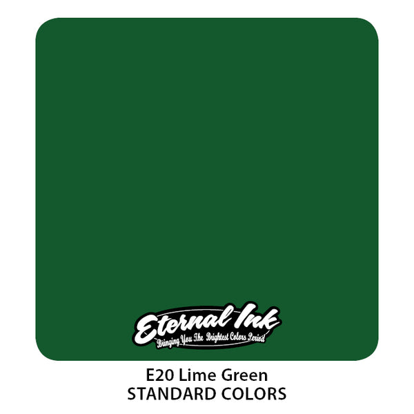 Eternal Ink - 1oz - Lime Green
