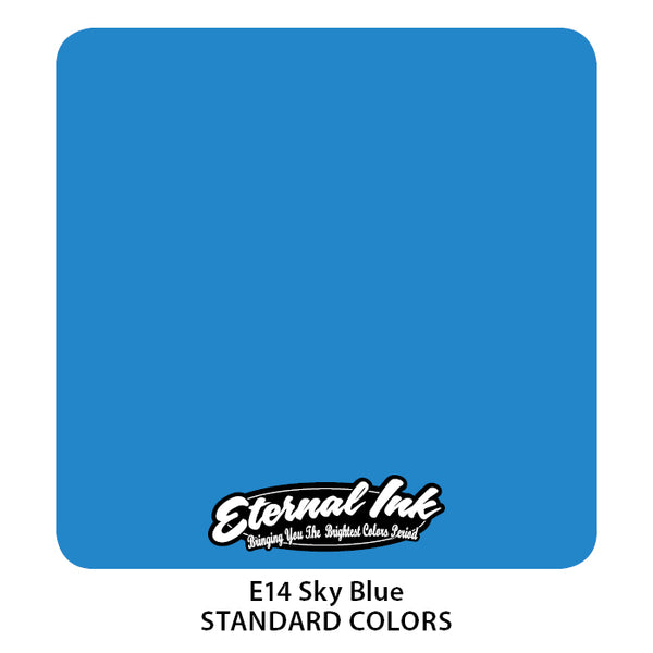 Eternal Ink - 1oz - Sky Blue