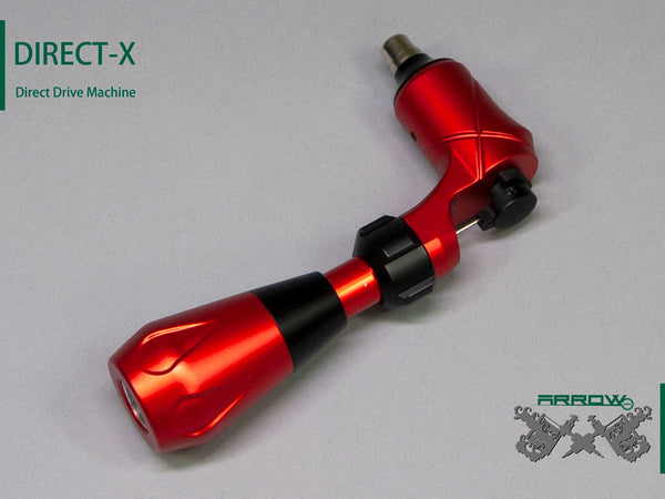 Arrow Machine - Direct-X (Red)