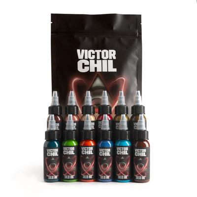 Solid Ink - Set - Victor Chill Signature Set (1oz)