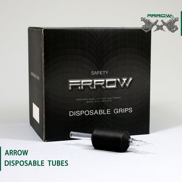 Arrow Disposable Tubes (Round Tip)