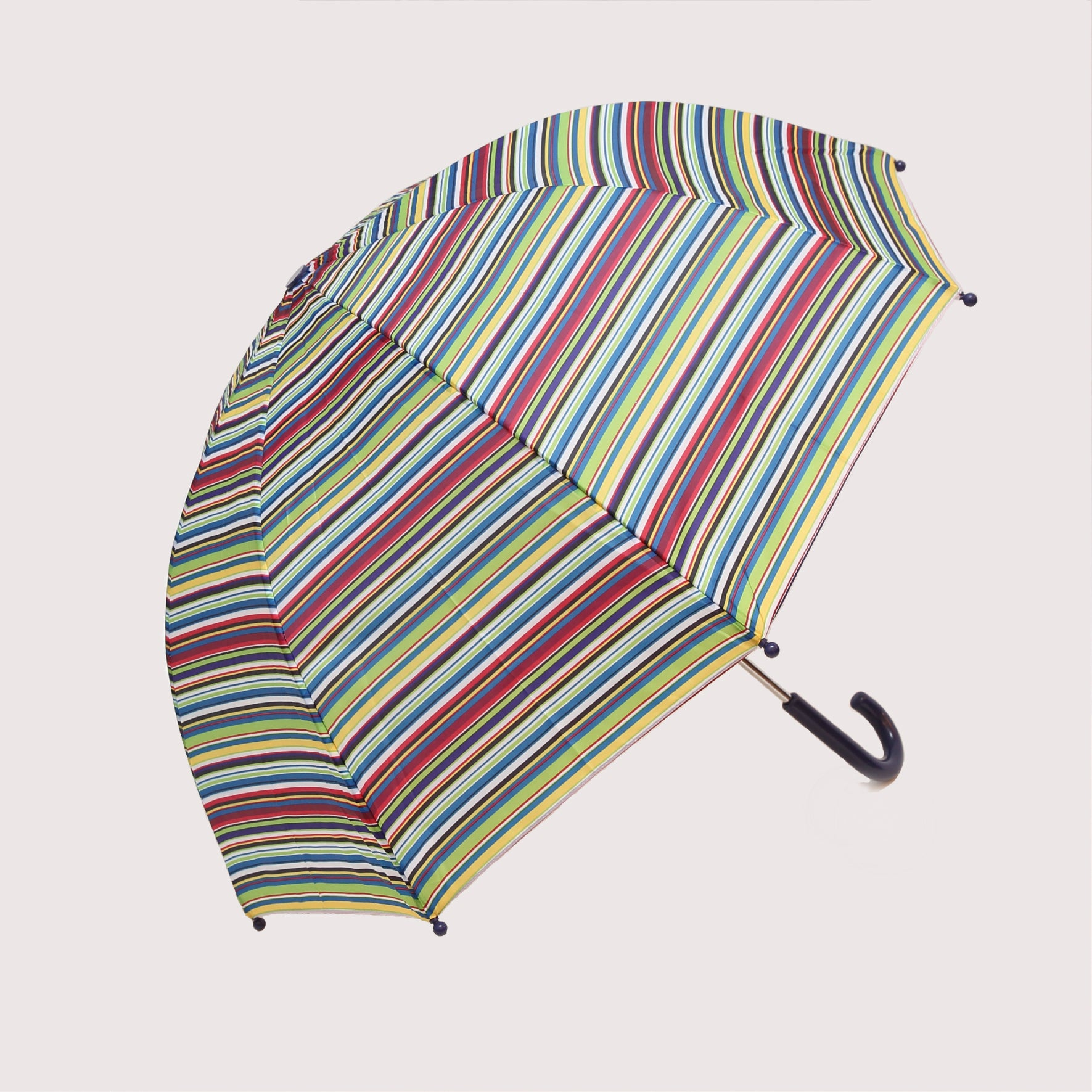 Pluie Pluie Blue Stripe Umbrella