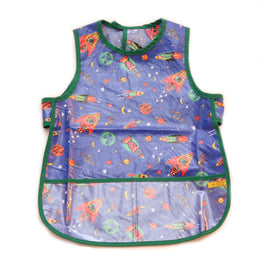 Pluie Pluie Boys Rocket Waterproof Bib