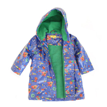 Pluie Pluie Boys Rocket Raincoat