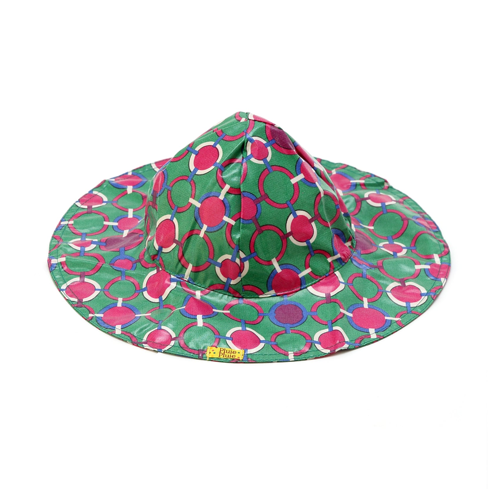 Pluie Pluie Girls Circle Chain Rain Hat