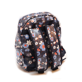 Pluie Pluie Girls Navy Flower Backpack
