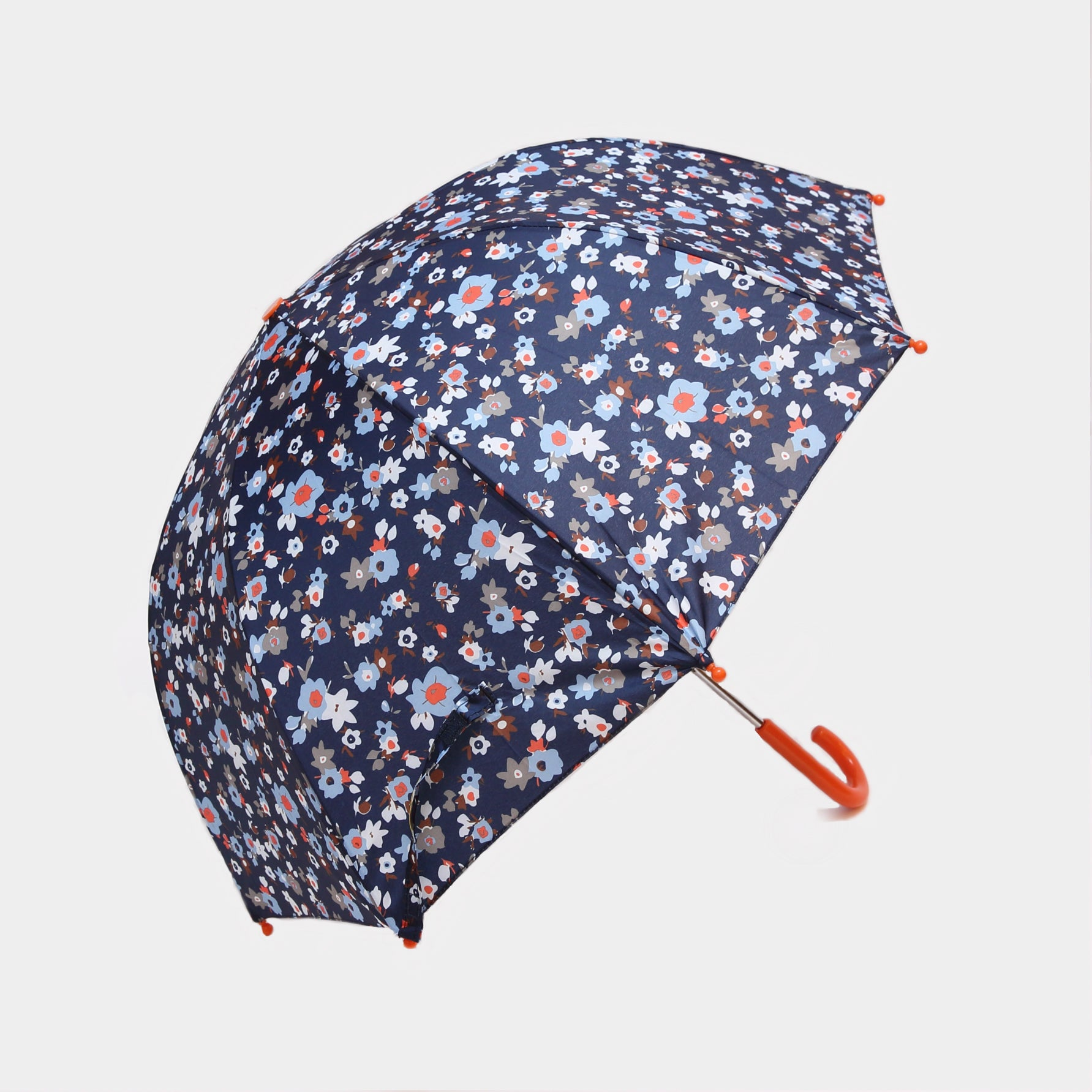Pluie Pluie Navy Flower Umbrella