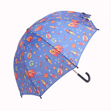 Pluie Pluie Boys Rocket Umbrella