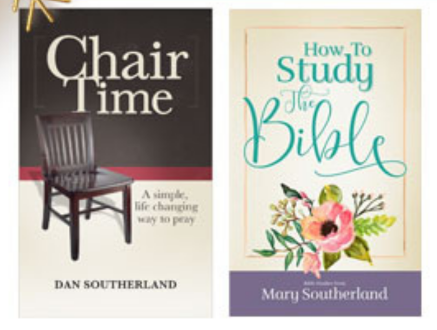 Chair Time and How To Study The Bible