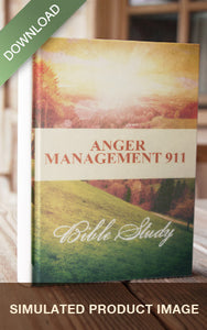 E-Bible Study - Anger Management 911