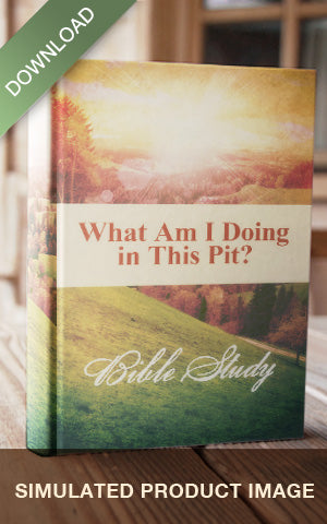 E-Bible Study - What Am I Doing In This Pit?