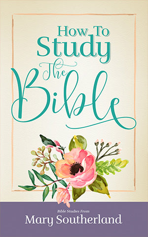E-Book How To Study The Bible