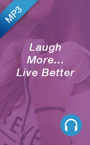 MP3 - Laugh More...Live Better