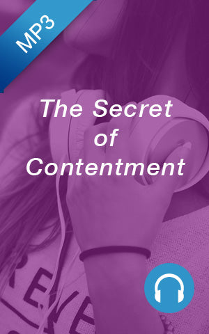 MP3 - The Secret of Contentment