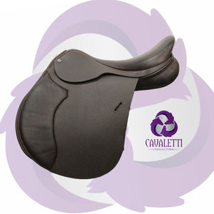 Selle mixte cuir Cavaletti Collection
