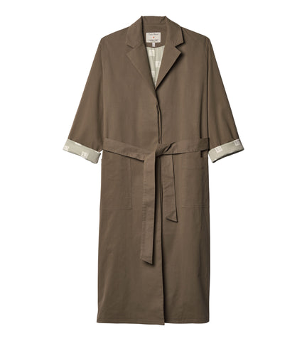 The trenchcoat - 10DAYS x Emily Marant